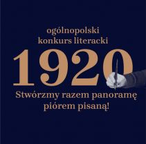 Ogólnopolski konkurs literacki 1920 wsetną rocznicę Bitwy Warszawskiej